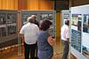 90 Jahre Billeder Freiwillige Feuerwehr - Ausstellung im Foyer der Badnerlandhalle