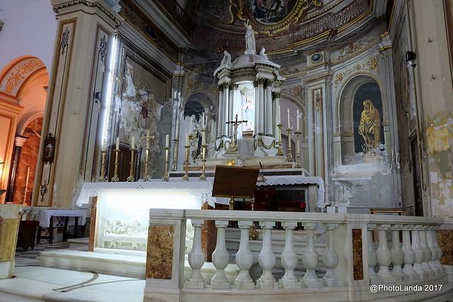 Iglesia de Nuestra Señora de la Encarnación - Siglo XVIII
