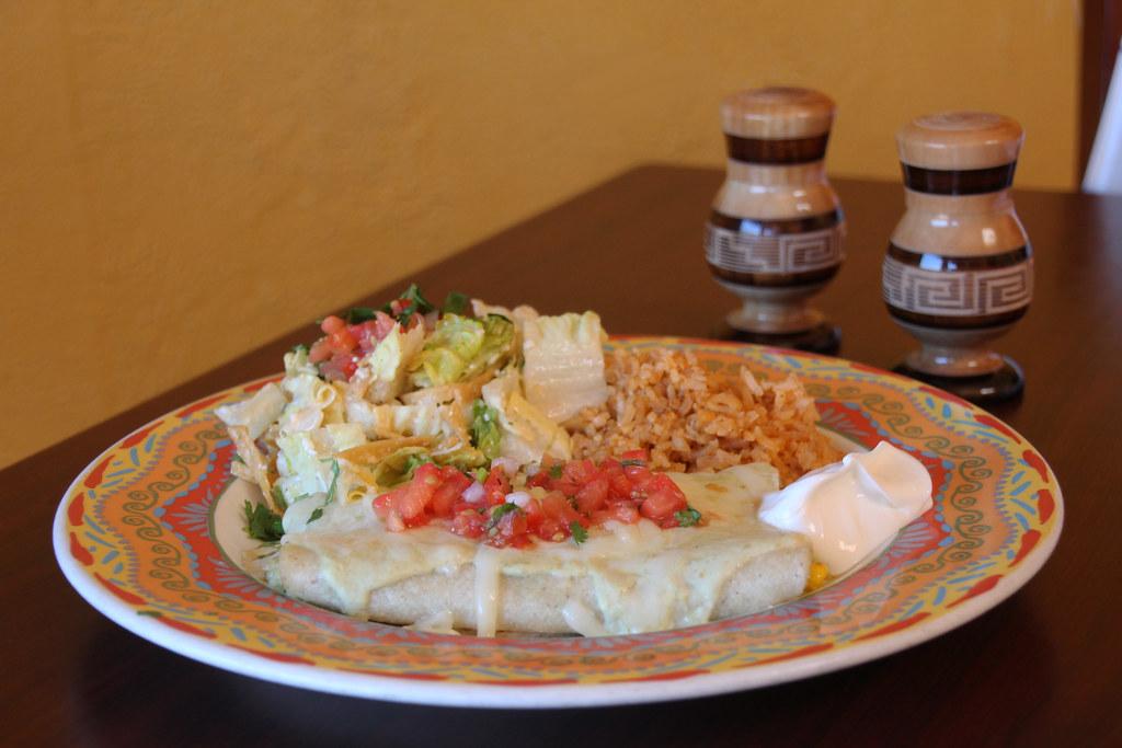 Dungeness Crab Enchiladas