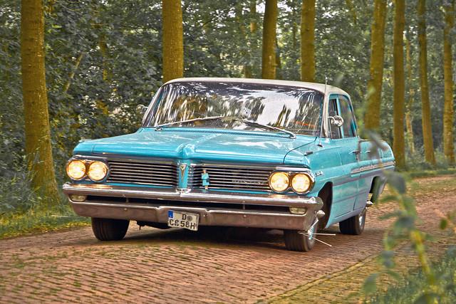 Pontiac Star Chief Sedan 1962 (4363)