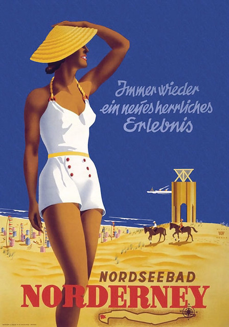 Nordseebad Norderney  (c.1930)