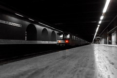 EUR Palasport treno