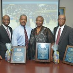Farewell Reception for Drs. Melvin Shelton, Joyce Johnson and Thomas Thompson 2017                              -13