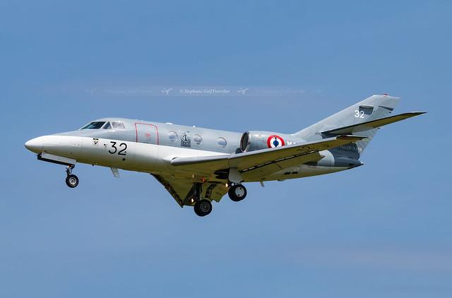 32 Falcon 10 Mer Marine Nationale (French Navy)