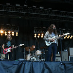 Sat, 24/06/2017 - 8:20pm - Kurt Vile and the Violators at Solid Sound, June 24, 2017. Photo by Laura Fedele/WFUV