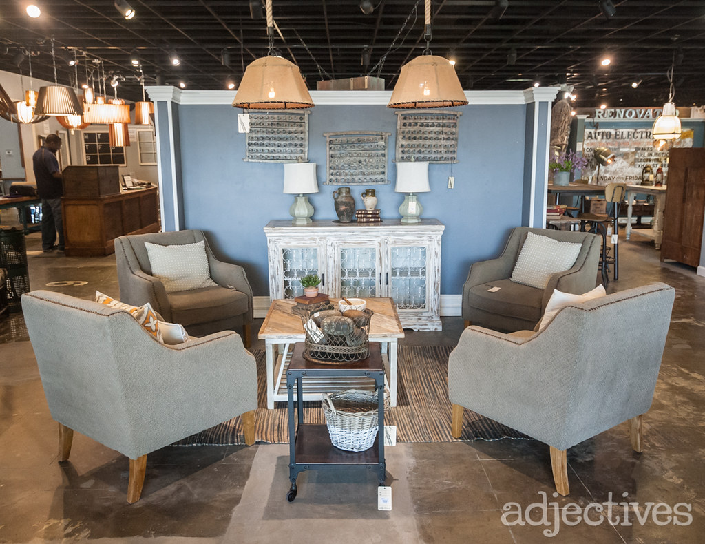 Lounge area seating and decor by  Adjectives Altamonte-3425.NEF