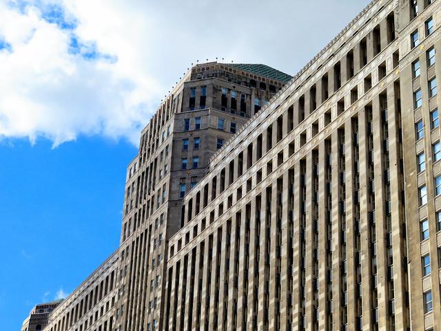 The Merchandise Building, Chicago, Illinois