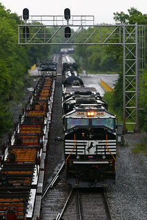 NS 143, Faulconer, KY 7/6/2017 | by Bluegrass Railfan