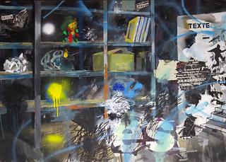 Kellerraum der Träume | by androwolff