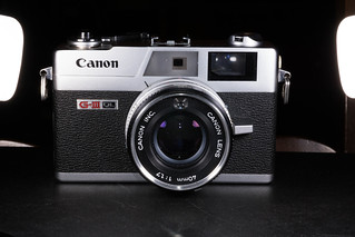 Canon Canonet Q17 GIII | by ericlwoods