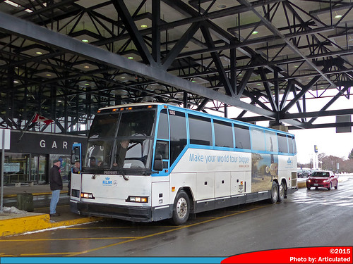 Greyhound Canada 1255   by Articulated Photos