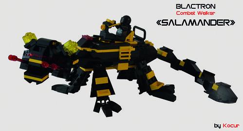 Salamander 01 | by kocurvelox