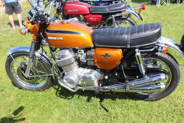 Honda 1972 750 Four 750cc PHJ 555K