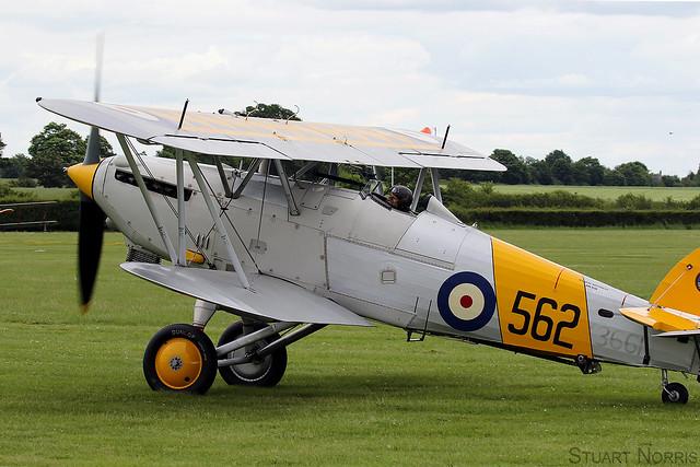 Nimrod II K3661 G-BURZ Historic Aircraft Collection | Duxford