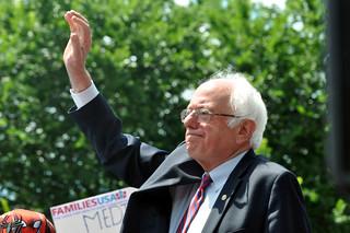 Rally at US Sen 0286 Senator Bernie Sanders | by mdfriendofhillary