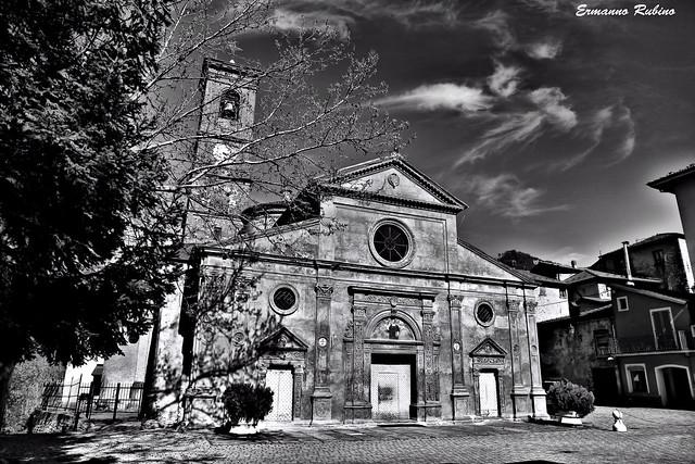 Saliceto - Church