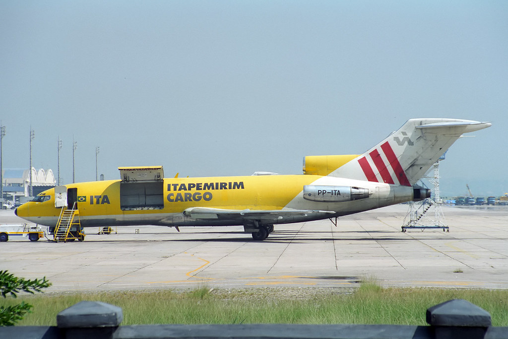 Image result for Itapemirim Boeing 727