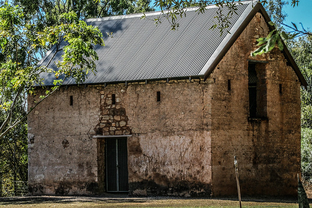 old store  near Katherine NT