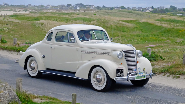 Chevrolet Master deluxe  Coupe 1938