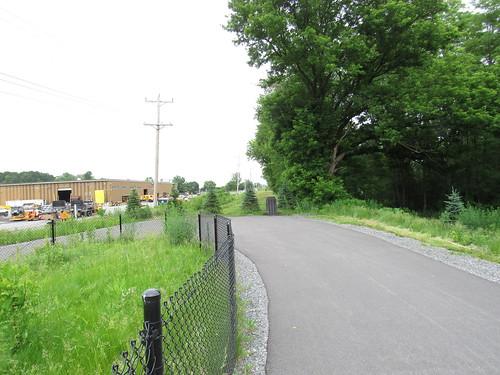 rayhill trail west shore railroad utica ny new york mills hartford saquoit creek