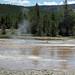 Basin Spring (Myriad Group, Upper Geyser Basin, Yellowstone Hotspot Volcano, nw Wyoming, USA)