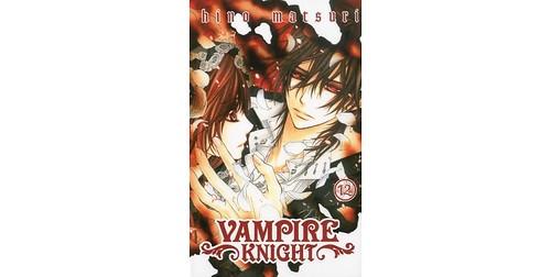 Vampire Knight 12. manga!
