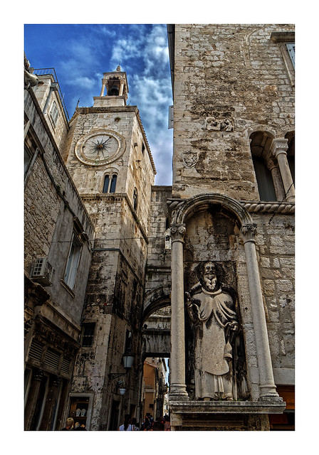 Tour de l'Horloge, Split