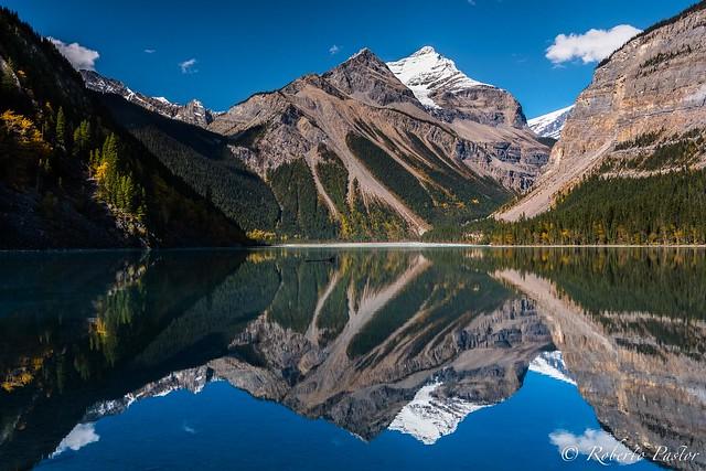 Kinney Lake - Mount Robson (Explore 09-07-17)