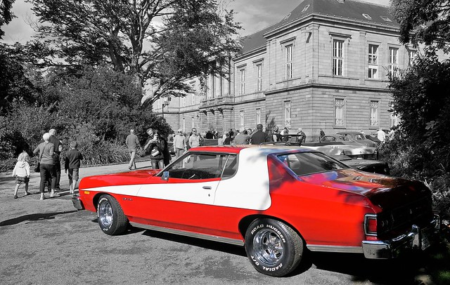 Ford Mustang Gran Torino 1975