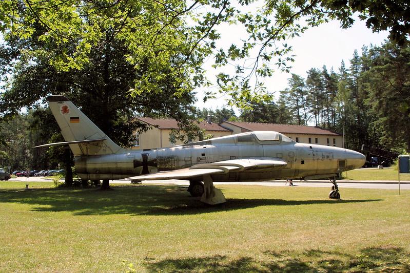 RF-84F Thunderflash 1