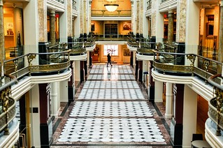 Cross the Hall   by Geoff Livingston