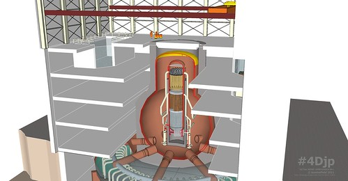 fukushima daiichi reactor diagram