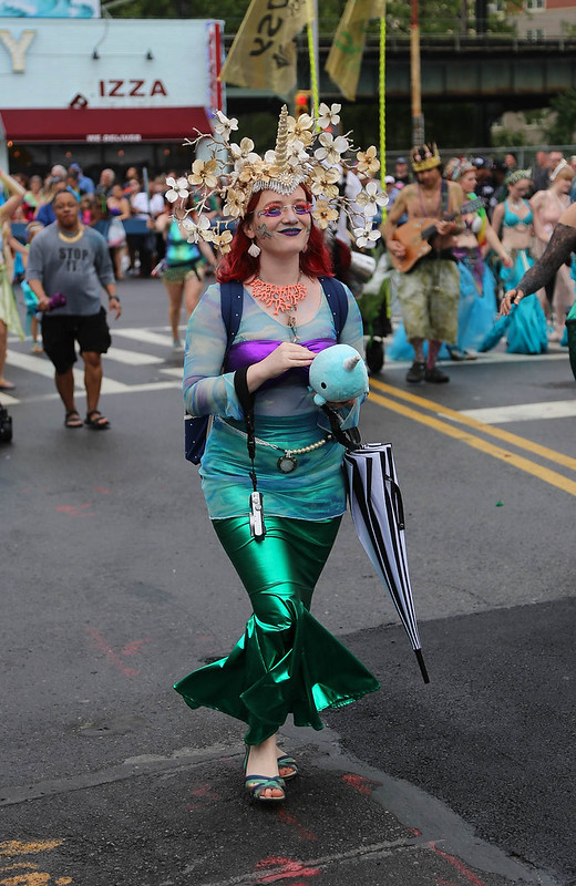 Coney Island Mermaid Parade 2017
