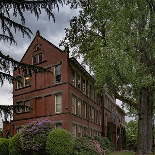 Eaton Hall, Willamette University | by Max Rae -- Celebrate Photography