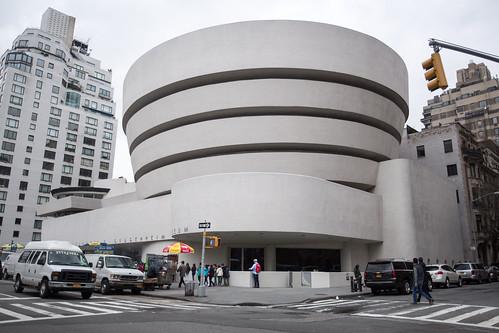 Solomon R. Guggenheim Museum | by Moody Man