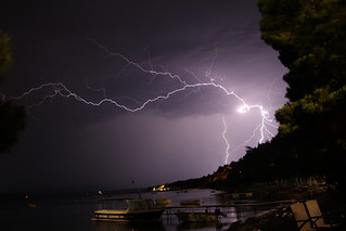 A summer storm   by peter.v.b
