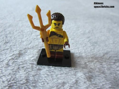 Lego minifigures S17 p34
