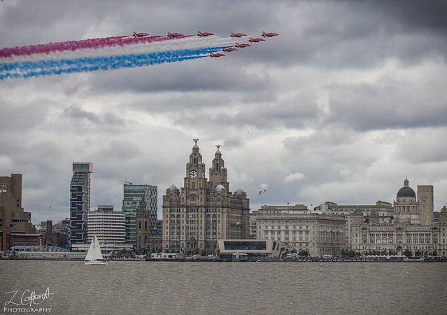 Armed Forces Day Liverpool 2017