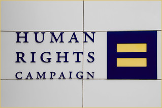 'Human Rights Campaign' 1640 Rhode Island Avenue NW Washington (DC) 2017 | by Ron Cogswell