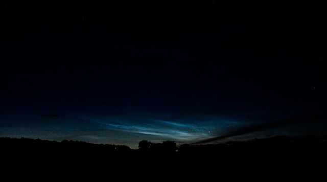 Evening Noctilucent Cloud (3) 03/07/17