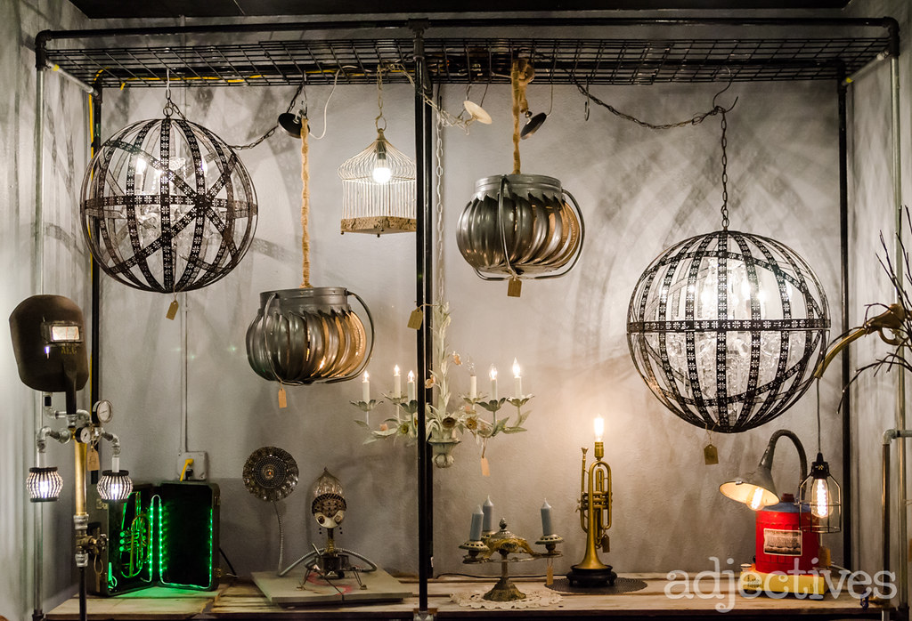 Custom, hand crafted lighting in Adjectives Altamonte