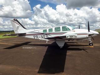 PR-AFS - Beechcraft Baron 58