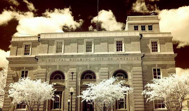 Americus Museum IR