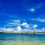 MIYAKO'S BLUE SEA -  宮古島の海