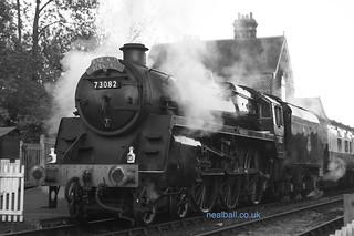 BR Standard No 73082 4-6-0 cr | by neal-felpham