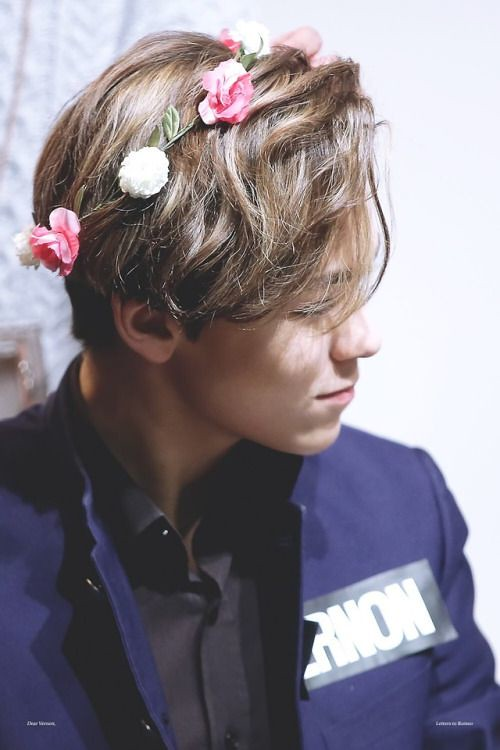 Vernon [SEVENTEEN] | Credits to the owner | Snob Mushroom | Flickr
