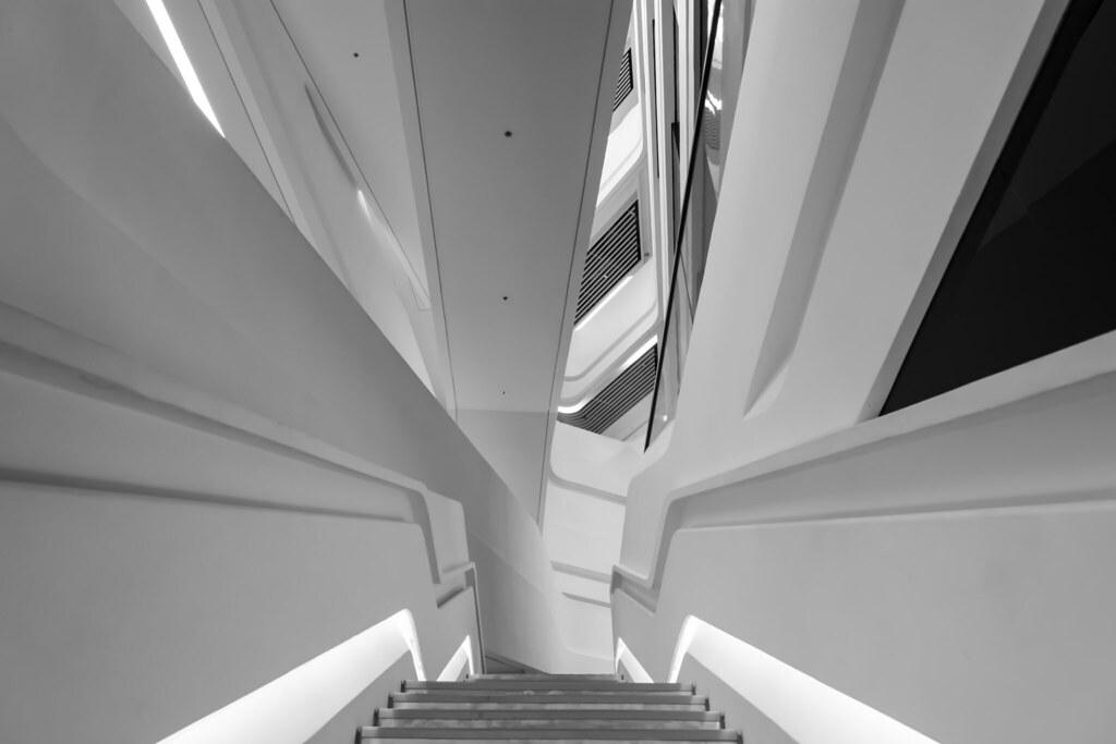 Jockey Club Innovation Tower Design Institute For Social I Flickr