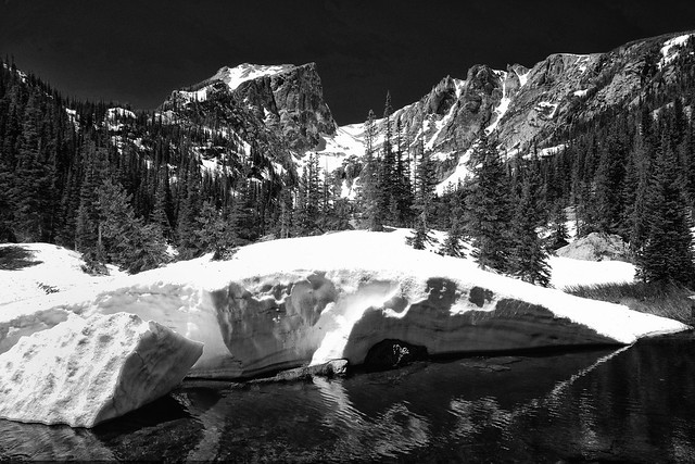 Dream Lake, Rocky Mountain National Park 2