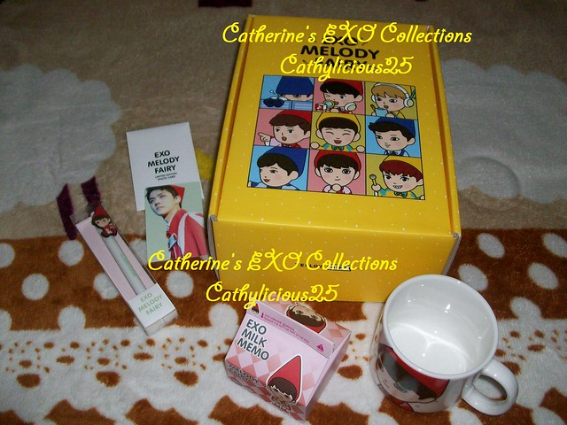 EXO COLLECTIONS JUNE 2017