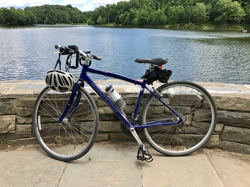 My old Specialized Sirrus